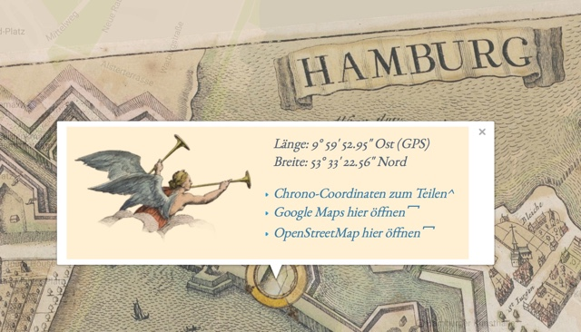Release Notes Chronoscope Hamburg @mprove